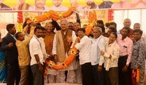 En chhattisgarh Industrias basadas en la agricultura Obtendrá impulso - CM Baghel
