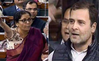 Sitharaman spoke to Raphael for 2 hours, But did not answer my 2 questions: Rahul