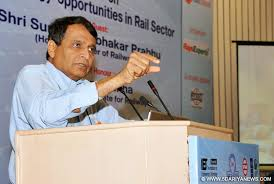 Central Government is preparing development plan for every district: Suresh Prabhu
