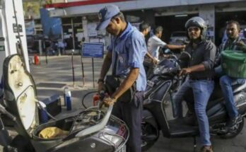 Six days later, petrol, diesel Of Inflation Break onSix days later, petrol, diesel Of Inflation Break on