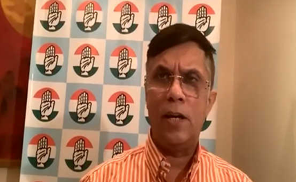 Rupani Corona is playing with patients' lives as a ventilator: Congress