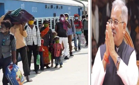 Chief Minister Baghel gave consent to 53 trains