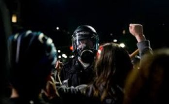 Violent demonstrations spread in many cities in America