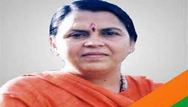Former Union Minister Uma Bharti infected with corona