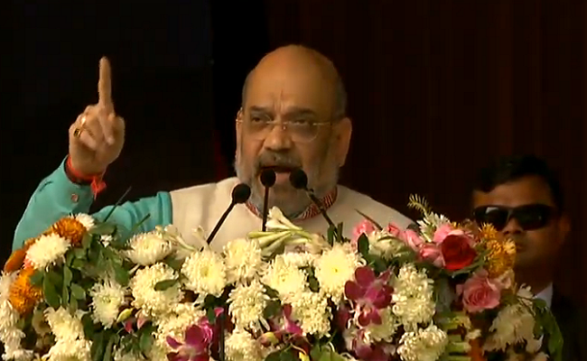 No matter how many seats BJP wins in Bihar, CM will become Nitish: Amit Shah