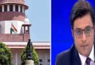 Charges against Arnab Goswami not established: SC