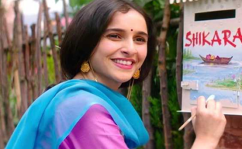 Shikara Girl Saadia Awarded Best Debutant Actress