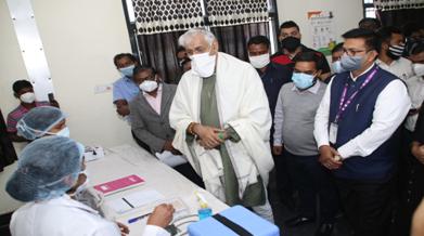 Corona vaccine COVID-19-effective weapon for war - TS Singh Dev