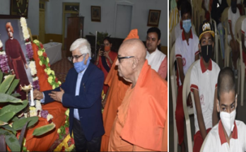 Swami Vivekananda and his ideology are the heritage of the nation: Suyash
