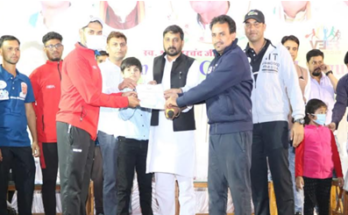 Heera Group, Sparsh Hospital and Raipur Mayor won their respective matches in the second round