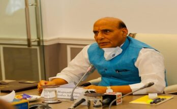India is writing a new story of development after Corona epidemic: Rajnath Singh