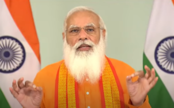 Countrymen will work hard to take the nation to new heights: PM Narendra Modi