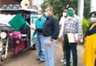 Dengue confirmed in 3 in ELISA IgM test of 12 dengue potentials in 2 months