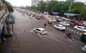 So far in Chhattisgarh 1074.3 mm. average rainfall recorded