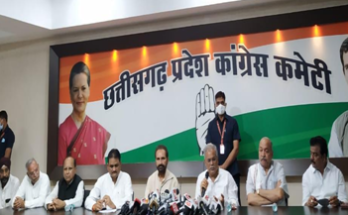 Key points of the press conference of Rajya Sabha MP, Delhi in-charge and AICC national spokesperson Shakti Singh Gohil 8.10.22021
