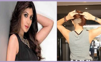 Shilpa Shetty shaved half her head...Know