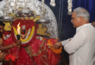 Chief Minister Bhupesh Baghel prayed for the prosperity of the state by worshiping Mata Hinglajin
