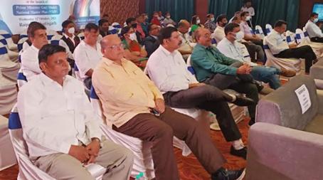 'Pradhan Mantri Gati Shakti Yojana' master plan launched by Government of India
