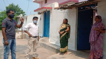 TB investigative team found 18 new TB patients in the investigation of 989 potential