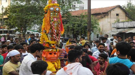 Panipat's Dussehra for 60 years in Balaghat