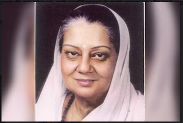 Rajmata never turned her face from public service